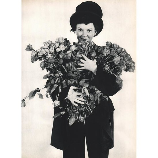 RICHARD AVEDON - Judy Garland, 1951