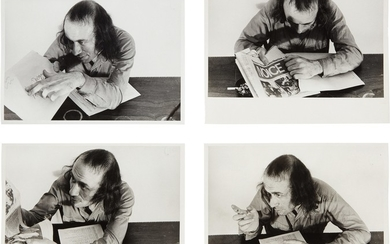 Vito Acconci, Performance situation sending / sending out