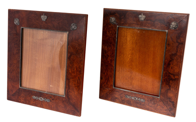 A PAIR OF 19TH CENTURY RUSSIAN FRAMES