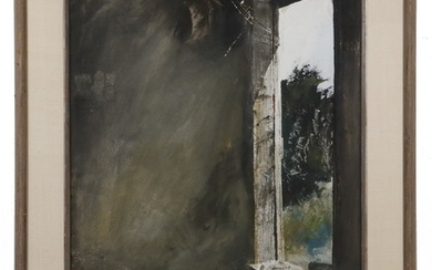 ANDREW NEWELL WYETH (PA/ME, 1917-2009)