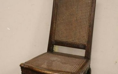 Early 19th Century Caned Chair