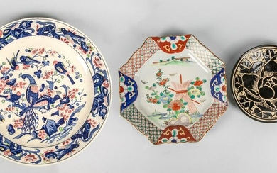 Group of Japanese Porcelain Plates