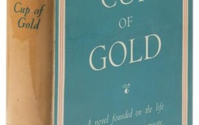 Steinbeck's Cup of Gold, 1st U.K. Ed. in scarce jacket