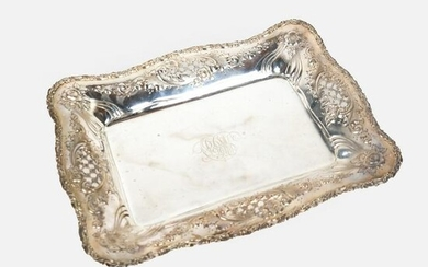 Tiffany & Co. New York Sterling Silver Tray