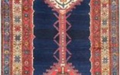 Vintage Ardabill Colletion Hand-Knotted Lamb Wool