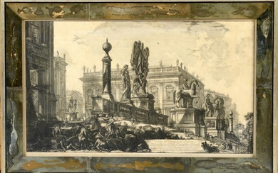 AFTER GIOVANNI BATTISTA PIRANESI