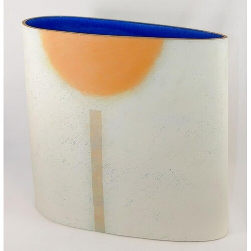 Alistair Knights (20th/21st Century British)+ Large pottery ...