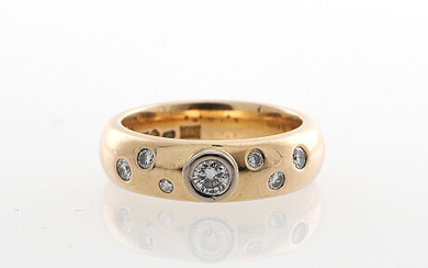 Edition Luxe Ring approx 0.36 ct 18K Ring ca 0.36 ct 18K