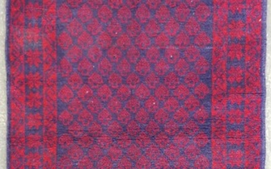 Hand Knotted Pure Wool Persian Baluchi (150 x 90cm)