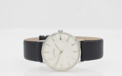 JUNGHANS manual wound chronometer in steel
