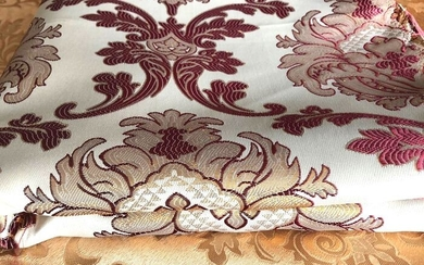 Jacquard fabric 6 X 1.5 m ideal for curtains and upholstery - Textiles