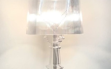 Kartell - Table lamp - Bourgie Cristallo