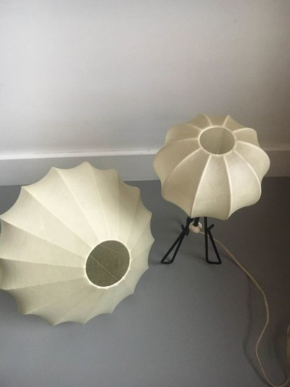 Lamp - cocoon lamp
