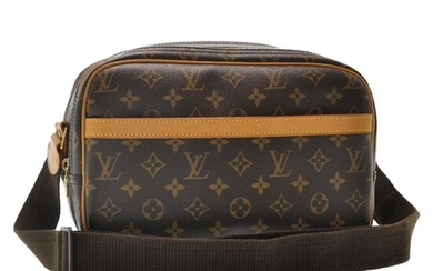 Louis Vuitton - Monogram Reporte Shoulder bag
