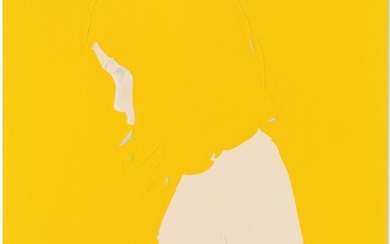 NATASHA LAW (B. 1970), Yellow Girl
