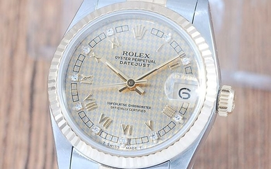 Rolex - Oyster Perpetual Datejust - 68273 - Unisex - 1990-1999