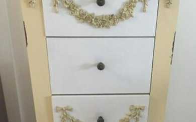 Shabby Chic Style Lingerie Chest