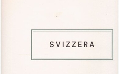 Switzerland 1850/1975 - Collection - Unificato dal n. 14