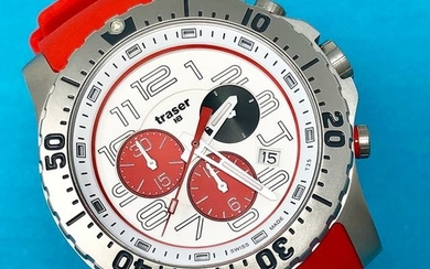 Traser - Limited Edition P66 elite Chronograph TdS Champion Swiss Made - 107394 - Men - Brand New