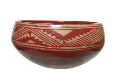A beautiful Chupicuaro ceramic bowl, Guanajuato