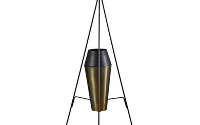 A.W. and Marion Geller Floor Lamp, Model F-2 G