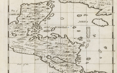 Americas.- Cockburn (John) Journey over Land, from the Gulf of Honduras to the Great South-Sea, first edition, 1735.