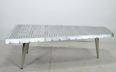 Aviator / Spitfire Style / Plane Wing Coffee Table