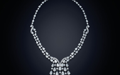 DIAMOND NECKLACE, GRAFF