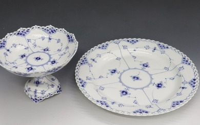 ROYAL COPENHAGEN DISH LOT