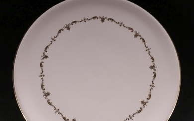 Royal Worcester Centre Plate (D: 28.5cm)