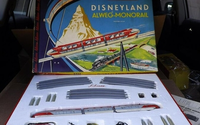 Schuco Disney monorail 6333G , Made in Germany