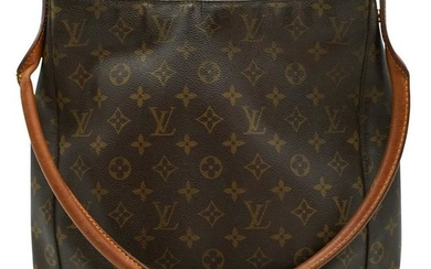 "Vintage Louis Vuitton ""Looping MM"" Bag"