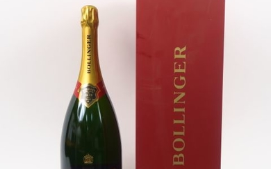 1 DOUBLE MAGNUM CHAMPAGNE BOLLINGER 'SPECIAL CUVEE'