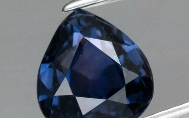 2.00 ct. Natural Unheated Blue Sapphire - MADAGASCAR