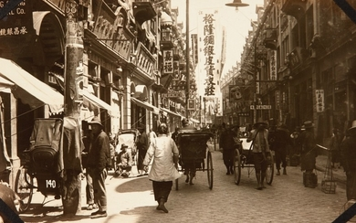 China | three albums of photographs, 1930-1931
