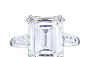 DIAMOND RING, MAUBOUSSIN