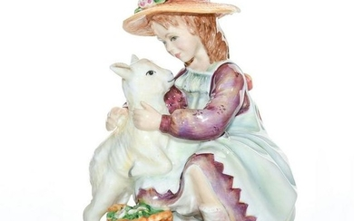DOULTON FIGURINE COLORWAY OF MAKING FRIENDS HN 3372