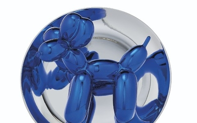 JEFF KOONS (B. 1955), Balloon Dog (Blue)
