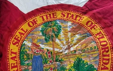 Large Florida State Flag by Defiance Flag Company