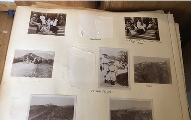 Lot of approx 240 images of Fordyce Family Brucklay Estate-M...