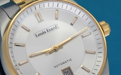 """Louis Erard - Heritage Collection 2 Tone Rose Gold Swiss Made - """"NO RESERVE PRICE"""" 69101AB71.BMA58 - Men - Brand New"""
