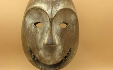 Mask - Wood - Inuit - Greenland