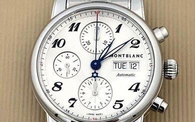 Montblanc - Meisterstuck Automatic Chronograph Day Date- 7201 - Men - 2011-present