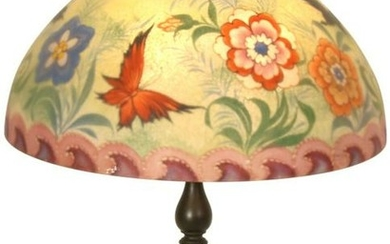 """Pairpoint """"Touraine"""" Table Lamp"""