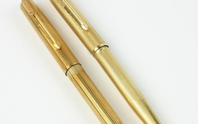 Two Gold Pens