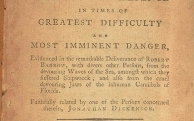 Two London editions: (1) God's protecting providence, man's surest help