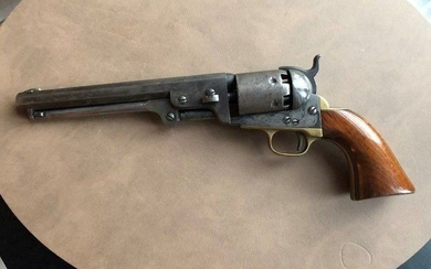 United States of America - Colt - 1851 Navy - Single Action (SA) - Percussion - Revolver
