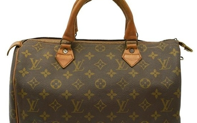 "Vintage Louis Vuitton ""Speedy"" Bag"