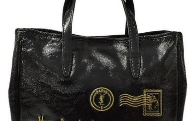 YVES SAINT-LAURENT 'Y MAIL' SMALL TOTE BAG