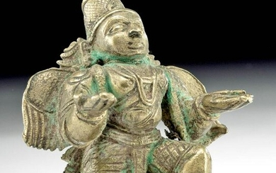 18th C. Indian Bronze Garuda Figure